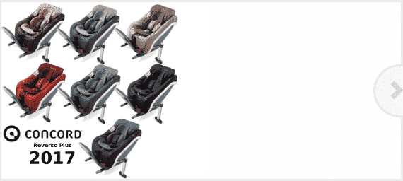 Beste autostoel van 2016 Concord reverso