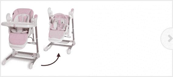 Topmark schommel & kinderstoel