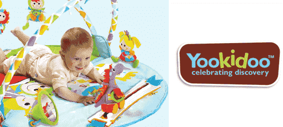 Speelgoed yookidoo